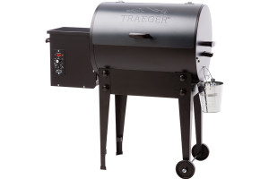 tailgater pelletbarbecue free standing volledige afbeelding
