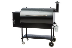 Onderlade Texas Pelletbarbecue