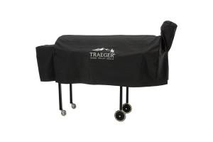 Cover Texas van Traeger Pelletbarbecue