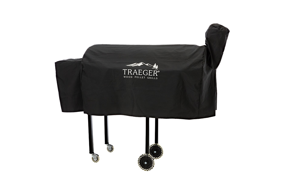 Cover Lil Tex Pro Pelletbarbecue