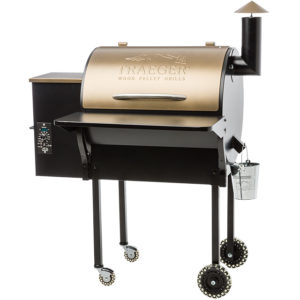 Frontlade Lil Tex Pelletbarbecue