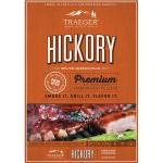 traeger hickory pellets