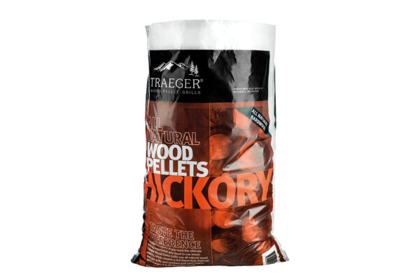 hickory traeger woodpellets for treager grills