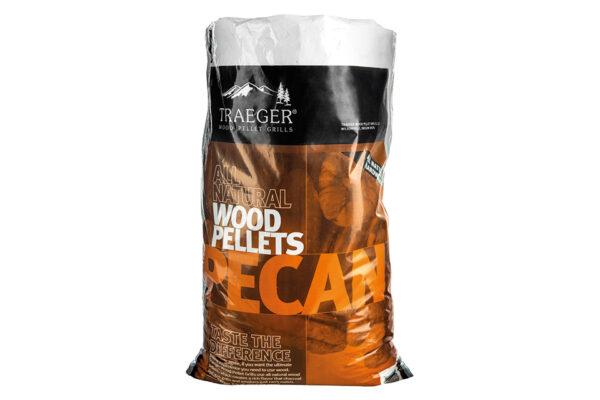 Pecan Pellets voor de Pelletbarbecue